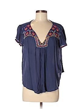 Japna Short Sleeve Blouse Size S