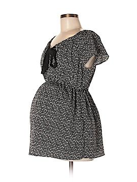Motherhood Short Sleeve Blouse Size M (Maternity)