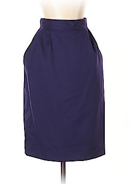 Harve Benard by Benard Haltzman Wool Skirt Size 2
