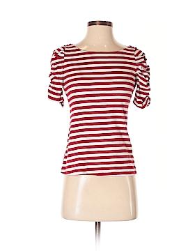Olivia Moon Short Sleeve Top Size XS