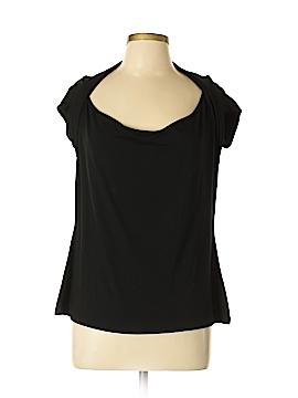 White House Black Market Short Sleeve Top Size XL