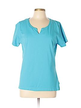 Curves Short Sleeve T-Shirt Size L