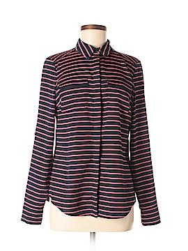 Ann Taylor Factory Long Sleeve Blouse Size 4