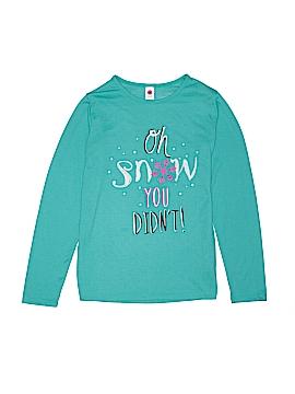 Total Girl Long Sleeve T-Shirt Size 14