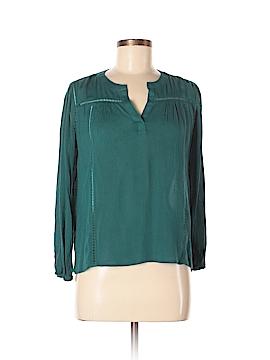 Soprano Long Sleeve Blouse Size XL
