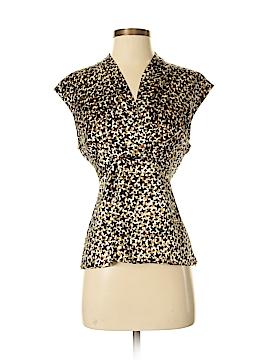 Kasper Short Sleeve Blouse Size 6