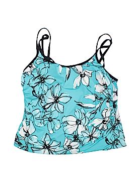 Trimshaper Swimsuit Top Size 22 (Plus)