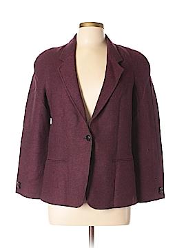 Diane von Furstenberg Wool Blazer Size 10