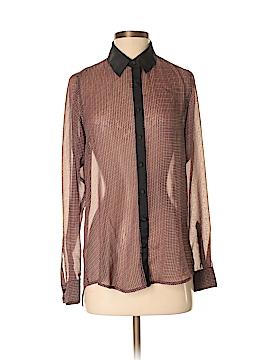 Bar III Long Sleeve Blouse Size XS