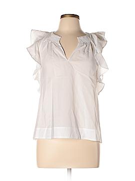 HD in Paris Short Sleeve Button-Down Shirt Size 4