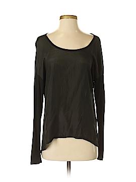 Michael Stars Long Sleeve Blouse Size 0S (Plus)