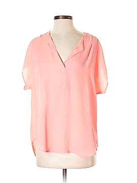 Ukala Short Sleeve Blouse Size M