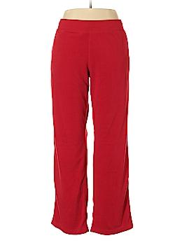 Danskin Now Fleece Pants Size L