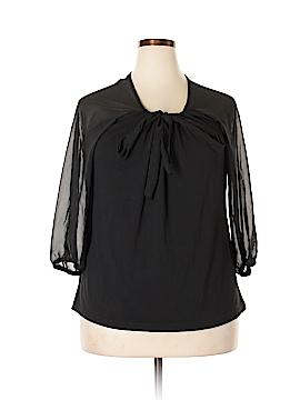 French Laundry 3/4 Sleeve Blouse Size 14 - 16