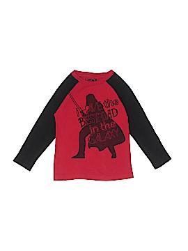 Star Wars Long Sleeve T-Shirt Size 4T