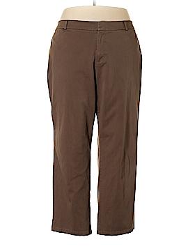 Dockers Khakis Size 24W (Plus)