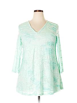 Patchington 3/4 Sleeve T-Shirt Size XL