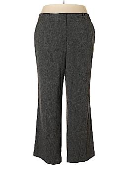 Larry Levine Dress Pants Size 24W (Plus)