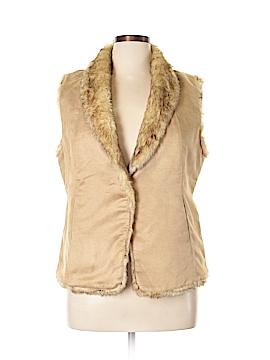 Crosby Faux Fur Vest Size XL