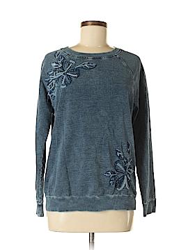 Max Jeans Sweatshirt Size M