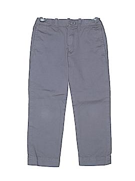 Crewcuts Outlet Khakis Size 4