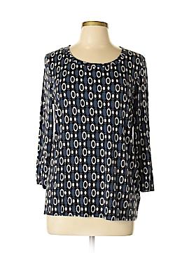 Kasper Long Sleeve T-Shirt Size L