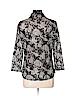 Yansi Fugel Women 3/4 Sleeve Blouse Size XL