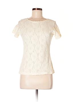 Ellen Ashley Short Sleeve Top Size M
