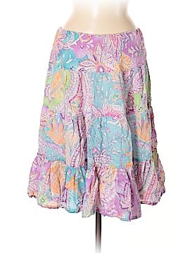Lauren by Ralph Lauren Casual Skirt Size M (Petite)