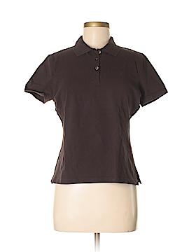 Faconnable Short Sleeve Polo Size M