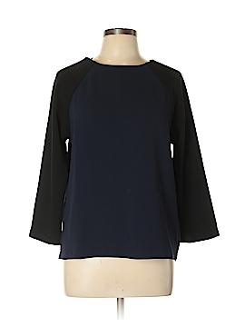 J. Crew 3/4 Sleeve Blouse Size 6