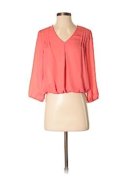 Fun2Fun Long Sleeve Blouse Size XS