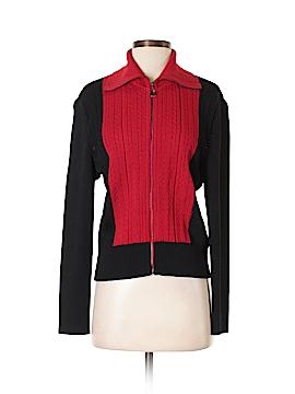 St. John Sport Wool Cardigan Size S