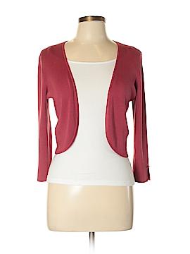 Ann Taylor Factory Silk Cardigan Size M