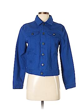 Talbots Denim Jacket Size S