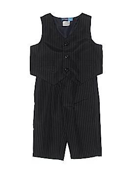 Great Guy Tuxedo Vest Size 18 mo