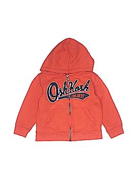 OshKosh B'gosh Zip Up Hoodie Size 3