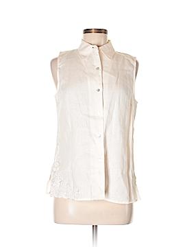 Richard Malcom Short Sleeve Button-Down Shirt Size M