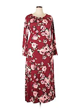 L & B Casual Dress Size L