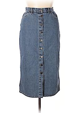 Westport Denim Skirt Size 14