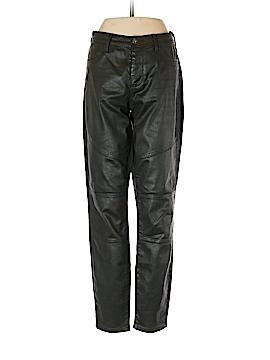 Banana Republic Faux Leather Pants 27 Waist
