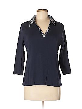 Karen Scott 3/4 Sleeve Top Size M
