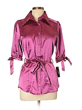 A. Byer 3/4 Sleeve Blouse Size L