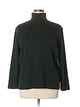 Ralph by Ralph Lauren Turtleneck Sweater Size 3X (Plus)