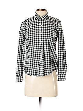 Gap Long Sleeve Button-Down Shirt Size XS (Petite)