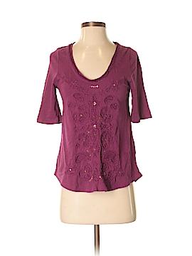 Meadow Rue Short Sleeve Top Size S