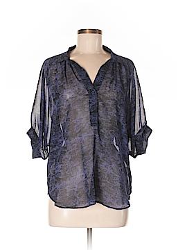 Eight Sixty 3/4 Sleeve Blouse Size M