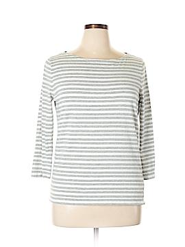 Jones New York Signature 3/4 Sleeve T-Shirt Size XL