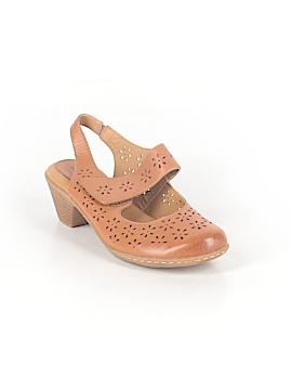 Softspots Heels Size 8 1/2