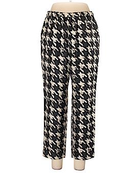 J. Crew Silk Pants Size 12